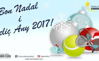 Bon Nadal i Feliç 2017
