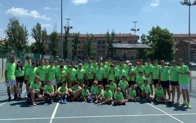Cloenda escola Tennis i Pàdel 2018-2019