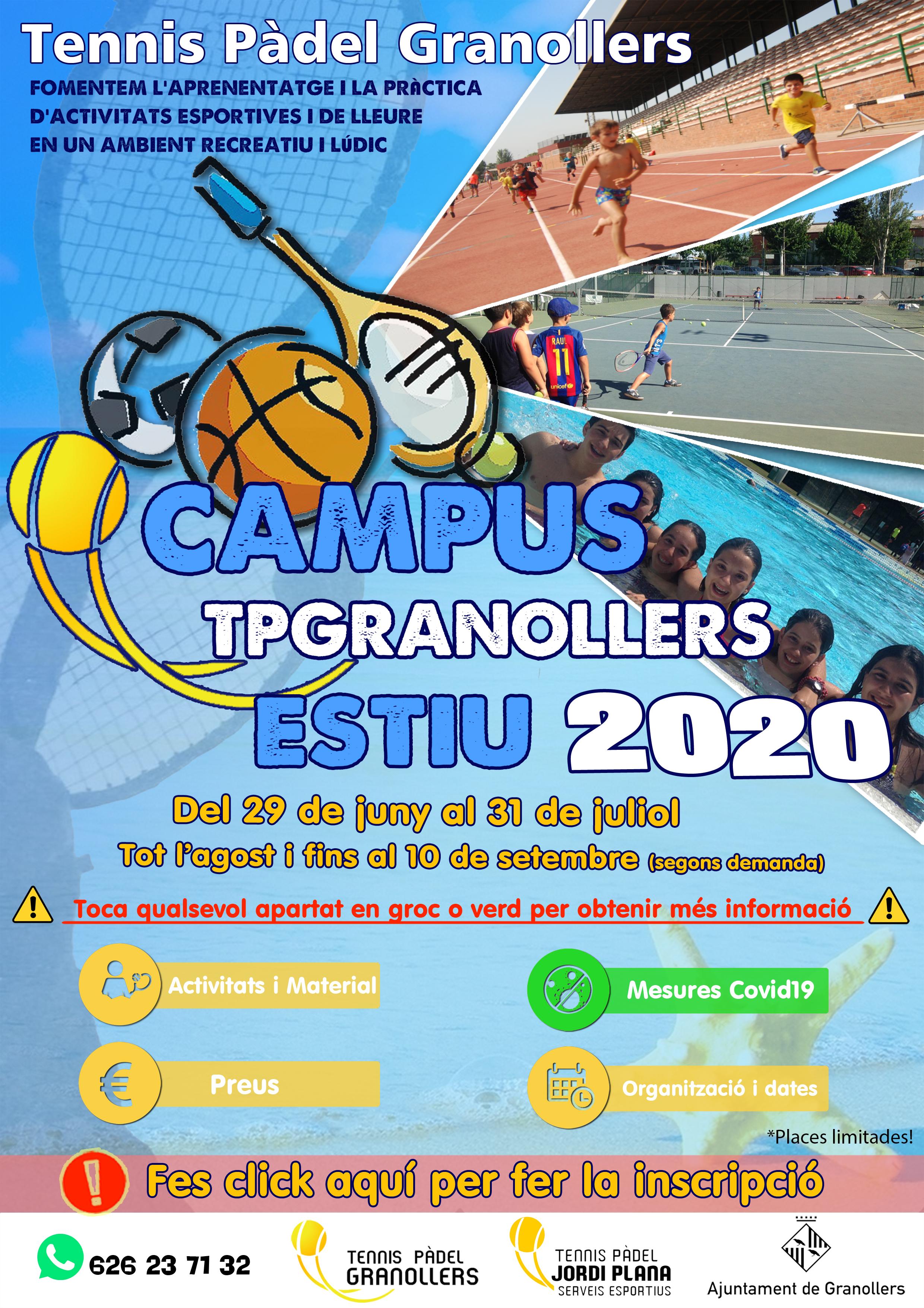 cartell campus tpg 2020
